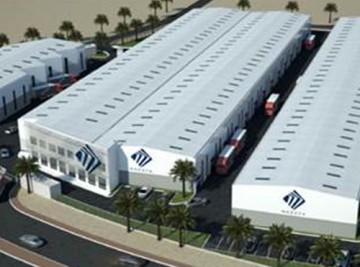 Al Mazaya Warehouses - Web